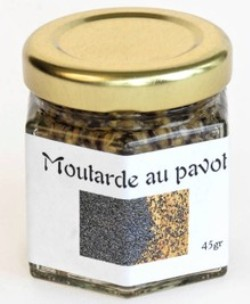 moutarde pavot