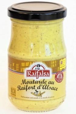 moutarde raifort