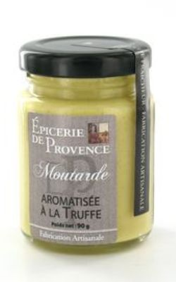 moutarde truffe